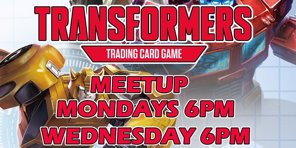 Transformers Meetup Toronto Monday 6PM
