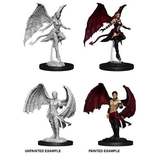Dungeons & Dragons Nolzur's Marvelous Miniatures - Succubus & Incubus