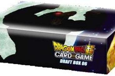 Dragon Ball Super Draft Box 6