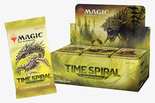 MTG Time Spiral Remastered (Pre-Order)