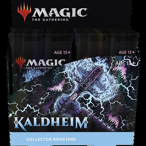 MTG Kaldheim Collector Booster