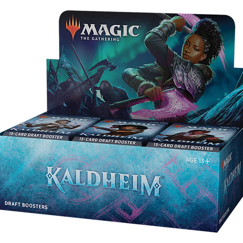 MTG Kaldheim Draft Booster(Pre-Order)
