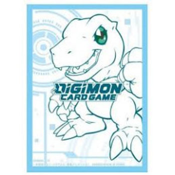 Digimon TCG Official Sleeves 60ct - Agumon