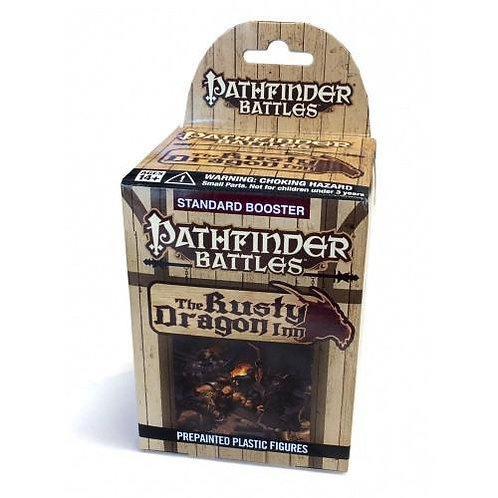 Pathfinder Battles - The Rusty Dragon Inn Booster