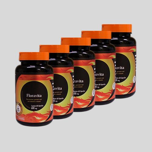 Energético Floravita - 10 meses