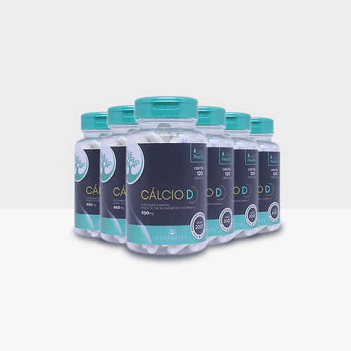 Promo Cálcio D -1 Ano de Tratamento