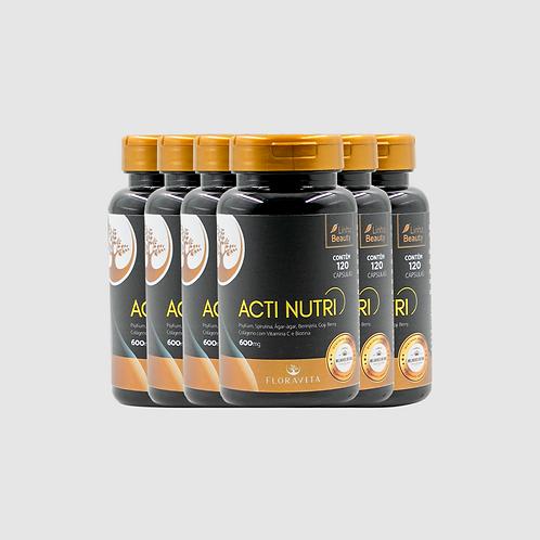Acti Nutri - Kit 6 Meses de Tratamento
