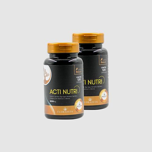 Acti Nutri - Kit 2 Meses de Tratamento