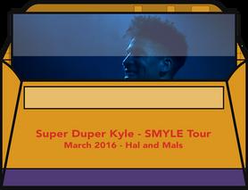 SOLO 16 - Super Duper Tour [M]
