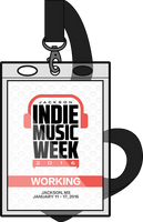 Jackson Indie Music Week 16' Passes
