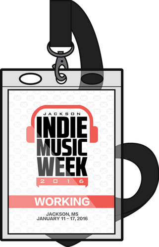 Jackson Indie Music Week 16' Passes