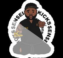 $en$ei Kicks Logo