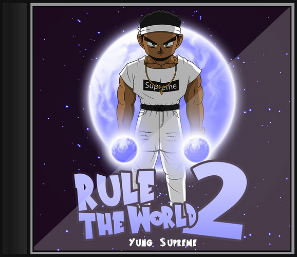 """Rule the World 2"" Cover"