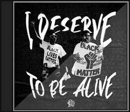 """""""I Deserve to Be Alive"""" Cover"""