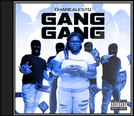 """Gang Gang"" Cover"