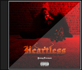 """""""Heartless"""" Cover"""
