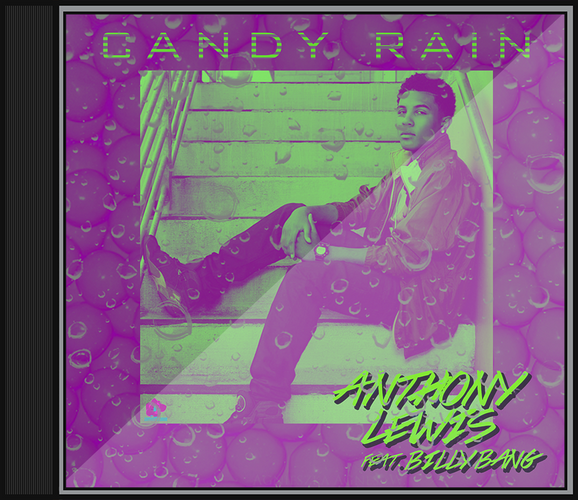 """Candy Rain"" Alt. Cover"