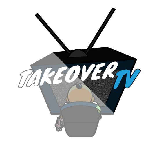 Takeover TV Logo