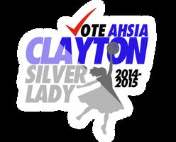 Ahsia Clayton Silver Lady (MHS) Logo