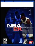 """""""NBA 2K1?21?: Zion"""""""