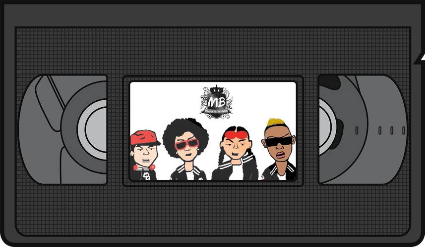 "Mindless Behavior's ""Mrs. Right"" Animated Visual"