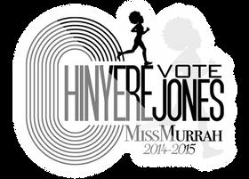 Chinyere Jones Miss Murrah (MHS) Logo