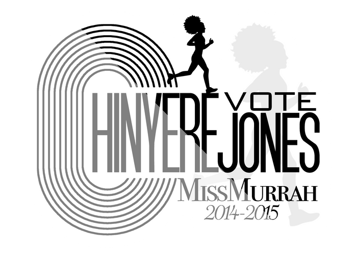 Chinyere Jones Miss Murrah (MHS) Logo
