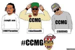 """""""#CCMG"""""""