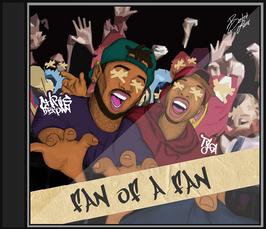 """""""Fan of a Fan: The Album"""" Alt. Cover V1"""