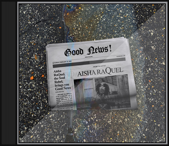 """Good News!"" Cover"