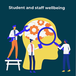Emerge Education and Jisc release a report on Student and staff wellbeing