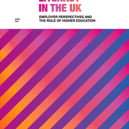 A new Times Higher Education Consultancy report examines the state of digital literacy across the UK