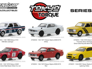 Tokyo Torque Series 4 from GreenLight