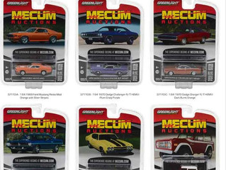 Mecum Auctions Series 1 from GreenLight