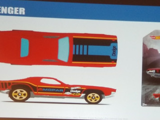 Upcoming HW Walmart Exclusive -Mopar!