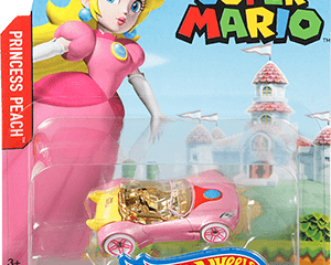 Hot Wheels Super Mario Bros. Character Cars Return!