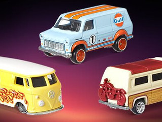 New 2018 Hot Wheels Car Culture Series Coming Soon!