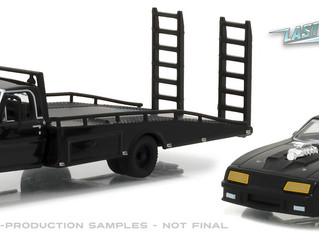 GreenLight's Last of the V8 Interceptors Hobby Exclusive