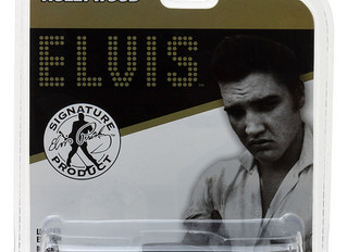 New Hollywood 16 Elvis Cadillac from GreenLight