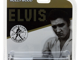 New Hollywood 16 Elvis Cadillac from GreenLight