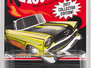 New Hot Wheels KMart Exclusive Mail-In Offer