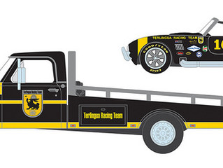 New H.D. TRUCKS SERIES 11 From GreenLight