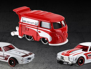 NEW 2017 Hot Wheels Mainline Exclusives
