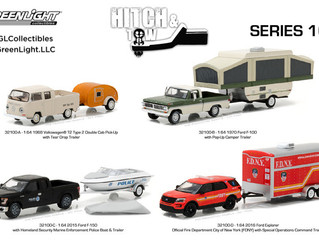 GreenLight Announces Series 10 for Hitch & Tow Series