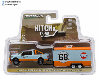 Greenlight Hitch & Tow Series 7 Gulf Oil Release