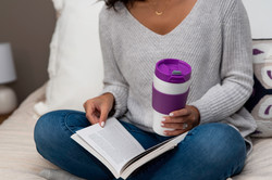 Bed Book Purple 2