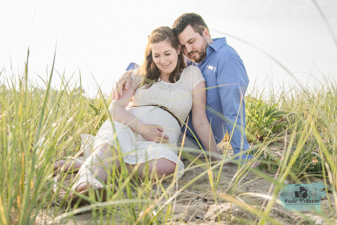 Waiting for a Bundle of Joy // KellyAnn & Matthew // Plymouth, MA