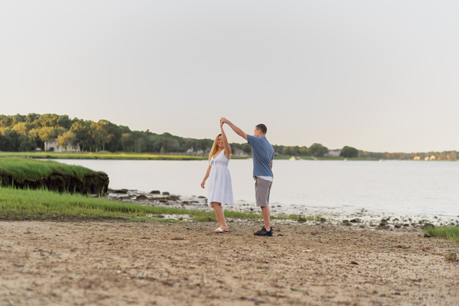 Best Beach Portrait Locations on the South Shore