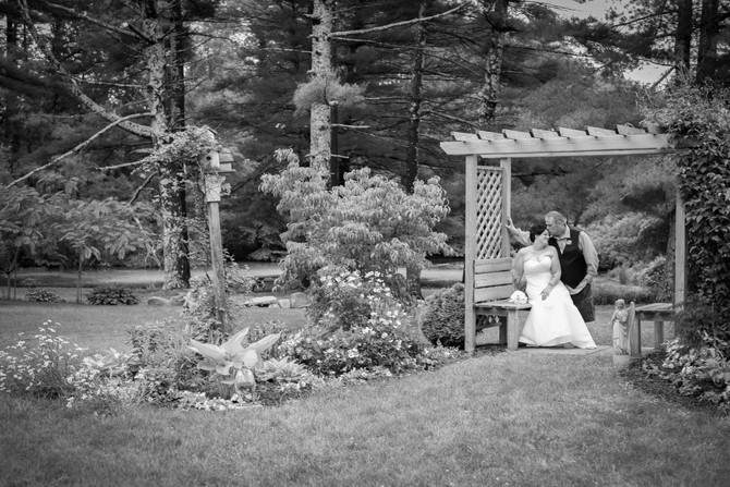 Heather & Dave // Wedding Day // East Freetown, MA // Summer 2017