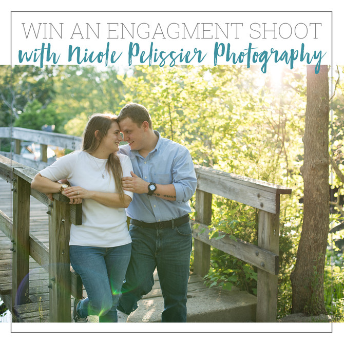 Win a Free Engagement Shoot // Facebook Giveaway // New England Area